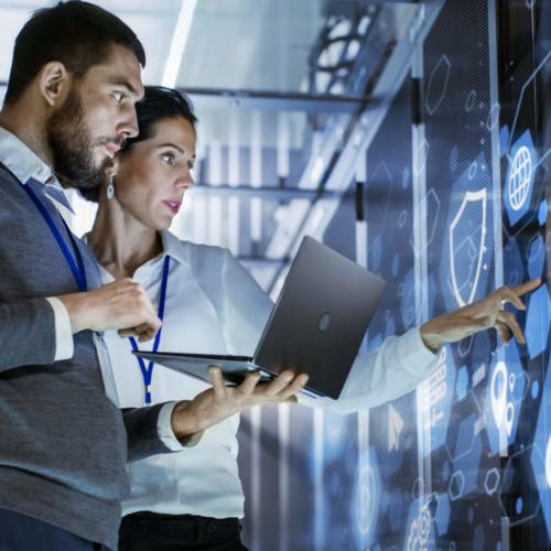 Software com indicadores para gestão