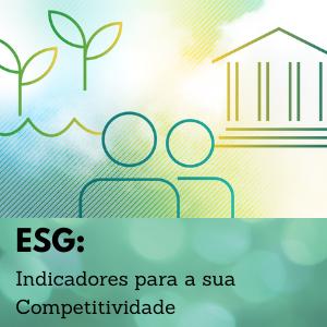 ESG: competitividade através de Indicadores