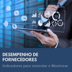 Eficiência no monitoramento e Controle de Fornecedores