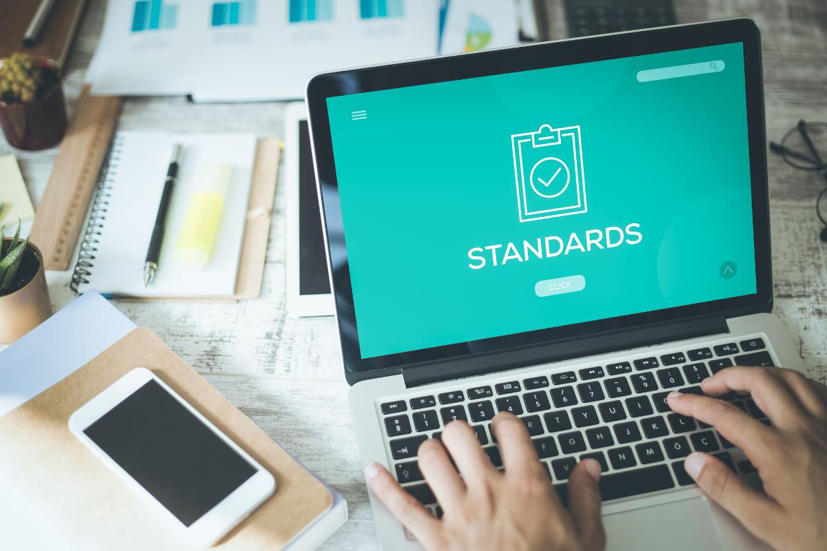 Como classificar e padronizar os processos quanto à sua aplicação?